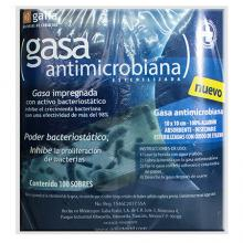 GASA ESTERIL ANTIMICROBIANA